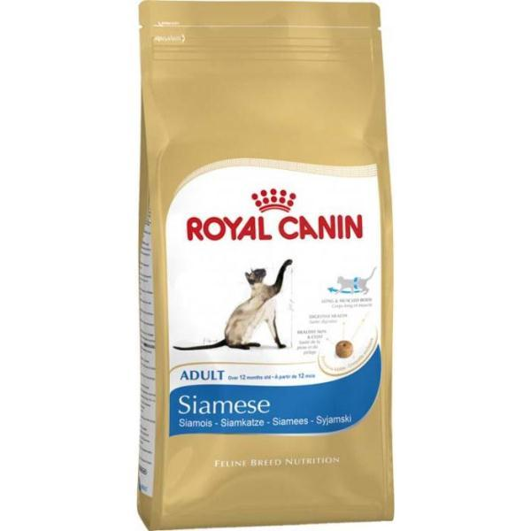 Royal Canin Siamese Adult Для кошек (Сухие корма для кошек)