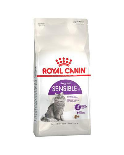 Royal Canin Sensible Для кошек (Сухие корма для кошек)