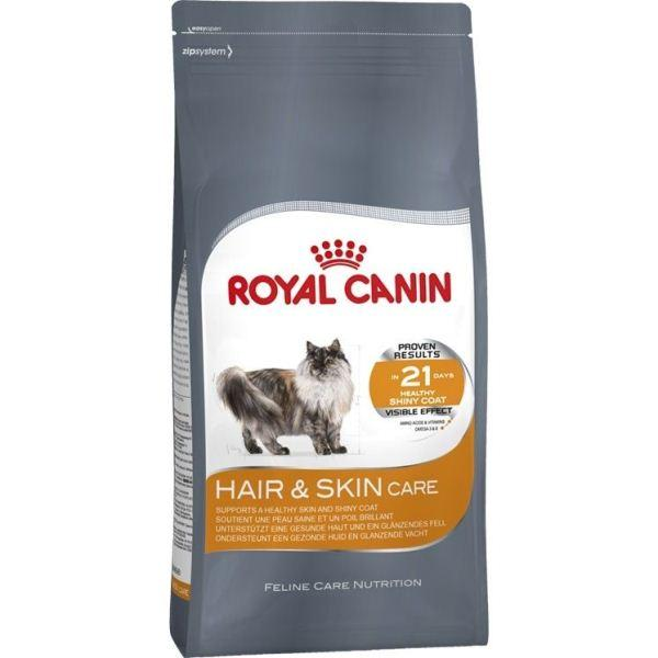 Royal Canin Hair  Skin Care Для кошек (Сухие корма для кошек)