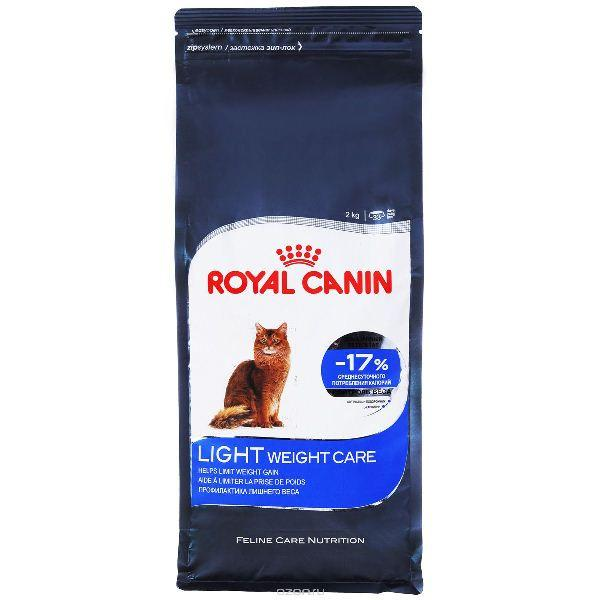 Royal Canin Light Weight Care Для кошек (Сухие корма для кошек)