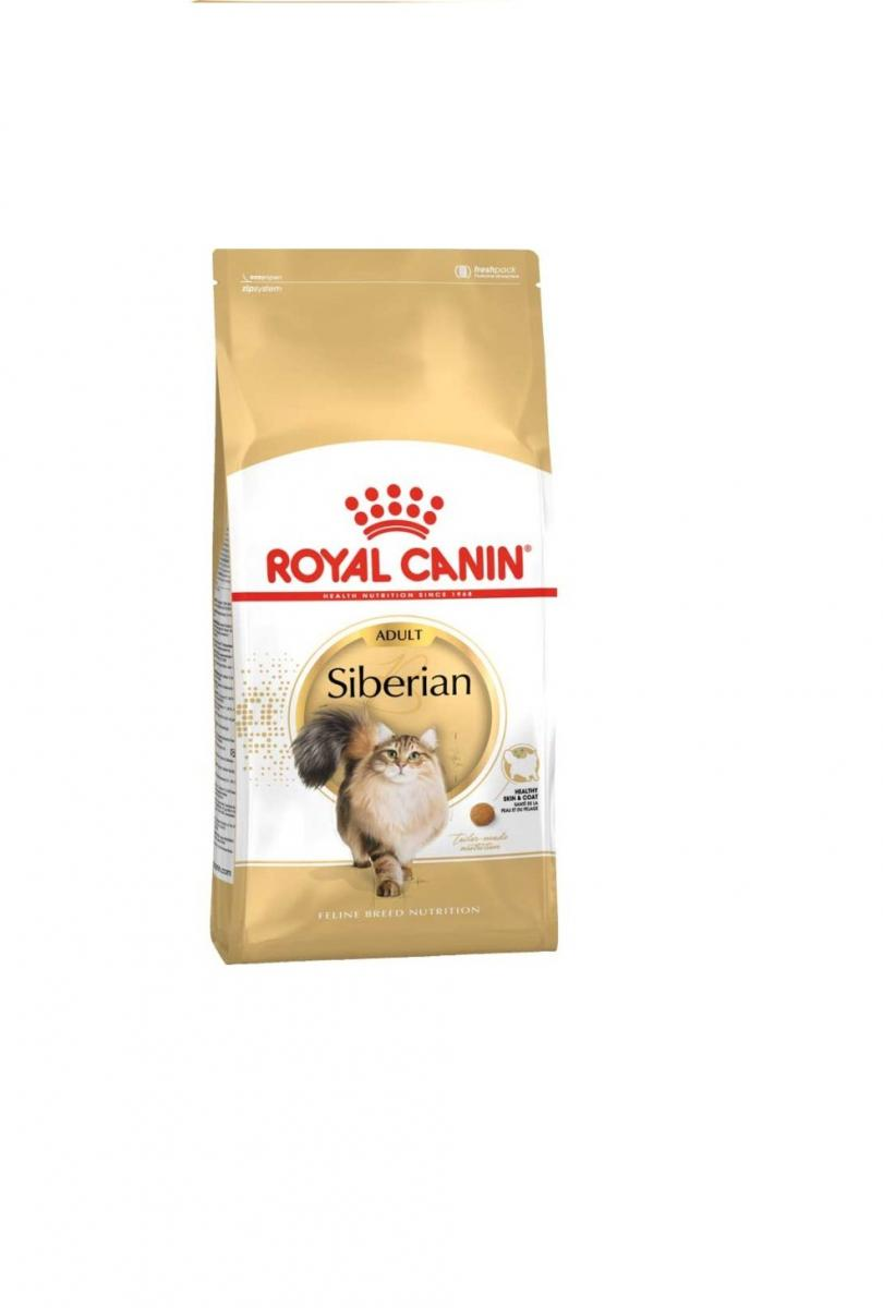 Royal Canin Siberian Adult Для кошек (Сухие корма для кошек)